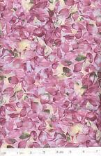 Flower Essence Pinks Quilt Fabric - 1 Fat Quarter