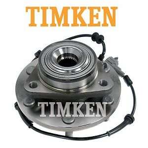 Front Wheel Bearing and Hub Assembly fits 2012 Infiniti QX56