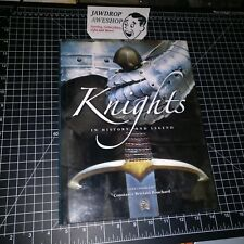 KNIGHTS IN HISTORY AND LEGEND BRITTAIN BOUCHARD HARDCOVER BOOK BARELY USED GREAT