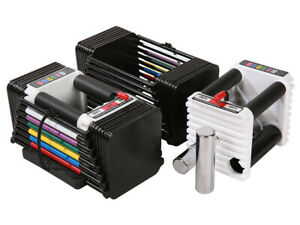 PowerBlock Personal Trainer Set - 1 pair - Ship to any US address or APO/FPO