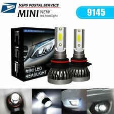 9145 9140 LED Fog Light Bulb Kit for Ford F-150 1999-2017 F-250 2001-2015 6000K