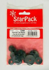 Tap Washer Assorted StarPack - 3/8-1/2-3/4 BSP
