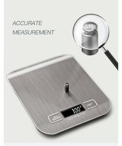 1g -5kg Weight Digital Kitchen Scales Food Scale Postage Parcel Postal Weighing