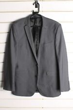 Ben Sherman Mens Suit Jacket Blazer - Grey - Size 40 R (AA3)