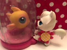 Littlest Pet Shop 100% Original #  9/10 Cat/Fish Set (Cats Paw Make Fish Jump)