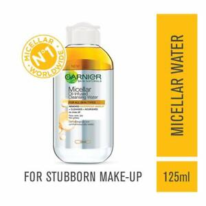 Garnier Skin Naturals, Micellar Oil-Infused Cleansing Water, 125ml