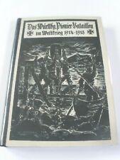 Regimentsgeschichte Regimental History - Wurt Pionier Battailon 13