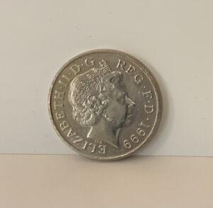 £5 Five Pound Silver Coin 1999-2000 Millenium Anno Domini - uncirculated