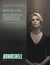 Bombshell Movie Margot Robbie Poster 14x21 24x36 27x40 Silk 369