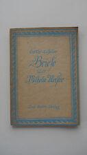 Goethe / Schiller - Briefe über Wilhelm Meister