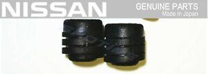 NISSAN GENUINE PULSAR/LUCINO N14 GTI-R Bonnet Hood Pad Protector Rubber Set