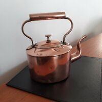 Antique Soutterware copper&brass kettle