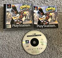 Crash Bandicoot 3 Warped Sony Playstation 1 PS1 PS2 PS3 Game Complete UK PAL
