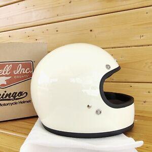 Biltwell Gringo ECE Helmet - Gloss White- XS