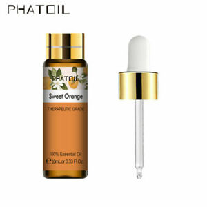 PHATOIL Essential Oils 10ML Natural Aromatherapy Diffuser Lavender Tea Tree&