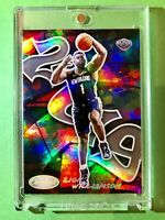 Zion Williamson PANINI CERTIFIED GRAFFITI INSERT RC #7 ROOKIE HOLOFOIL - Mint!