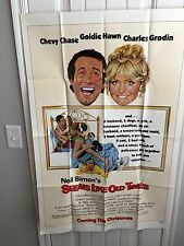 SEEMS LIKE OLD TIMES ORIGINAL 1980 Movie Poster 27x41 Chevy Chase
