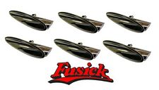 1956 Buick Special Chrome Porthole Set of 6 (all models) 56 Buick