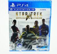 Star Trek Bridge Crew: Playstation 4 [Factory Refurbished] PS4