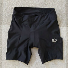 Pearl iZumi Women's Pursuit Attack Shorts Black Size X-Large Xl Padded