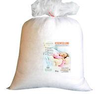 Kissenfüllung Oeko-Tex100 Füllmaterial Kissen Waschbar bis 95 Grad  1kg