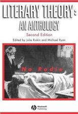 Rivkin Ryan Literary Theory : An Anthology (2004, Softcover Second) Acceptable