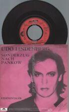 """7""""   Udo Lindenberg – Sonderzug Nach Pankow"""