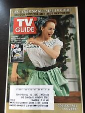 REBA McENTIRE  re-creates LUCY COVER TV GUIDE october 9 - 16, 2005