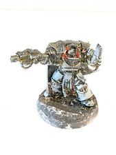 Dark Angels Legion Praetor in Cataphractii Terminator Armour