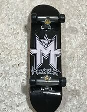 Tech Deck Mega Ramp Black Fingerboard Skateboard 96mm