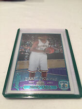 2003/04 Topps Chrome Basketball James Lang New Orleans Hornets rookie card #159