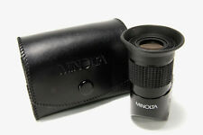 Minolta Angle Finder VN Right Angle View finder For Minolta [Excellnet++] Japan