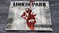Linkin Park Hybrid Theory 2CD Thailand Special Edition (2001) NICE COND RARE OOP
