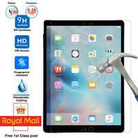 Tempered Glass Screen Protector For Apple iPad 2 3 4 Mini Air 4 Pro 11 10.2 10.9