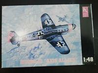"""Messerschmitt Me - 109, G - 10 """"AXIS ALLIES"""", HobbyCraft Scale:1/48, Kit:HC1522"""