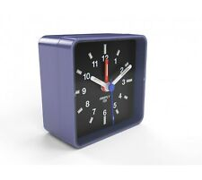 "Firefly T-25 Betalight Alarm clock ""new"" , Isotopes .clock colour: violet"