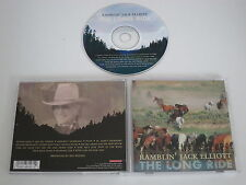 RAMBLIN' JACK ELLIOTT/THE LONG RIDE(HIGHTONE RECORDS HCD8107) CD ALBUM