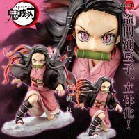 Demon Slayer Kimetsu no Yaiba Artfx J Nezuko PVC Action Figure Anime Figure Mode