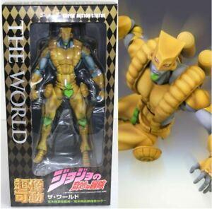 "Medicos Super Action Statue ""The World"" Figure (Jojo's Bizarre Adventure Part 3)"