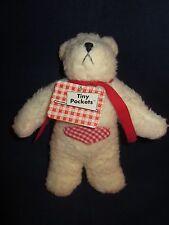 """North American Bear #3267 Tiny Pocket 6"""" Bear 1996 ~ NWT"""
