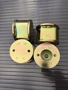 """LAND ROVER DEFENDER 90/DISCOVERY1 & RRC 2"""" LIFT BLOCKS X 4 OFF"""
