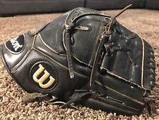 Wilson A2000 B2 Pro Stock Super Skin Baseball Glove Rht 11.75� Black