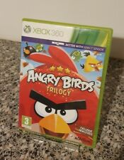 ***Angry Birds Trilogy for Microsoft Xbox 360*** COMPLETE!!!