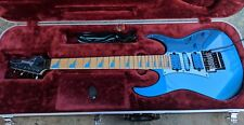 Ibanez RG770DX Laser Blue Made in Japan Reissue Team J Craft