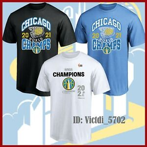 HOT - Chicago Sky Homage 2021 WNBA Finals Champions T-Shirt All Size