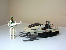 vintage Action Force/G.I.JOE POLAR BEAR vehicle & ICEBERG [complete] figure