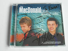 Signed To Karen - The MacDonald Bros - Young Celts (CD Album) Used Very Good