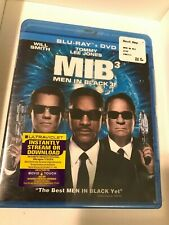 Men in Black 3 [New Blu-ray] With DVD Brand New Sealed!