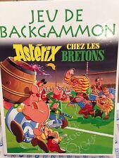 Astérix Chez les Bretons - Jeu de Backgammon