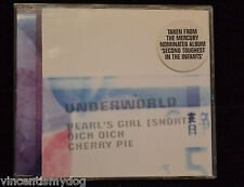 UNDERWORLD - PEARL'S GIRL (3 track UK CD single)